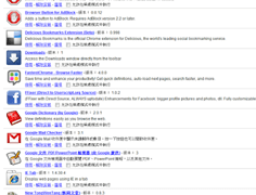 精選11個Google Chrome基本套件